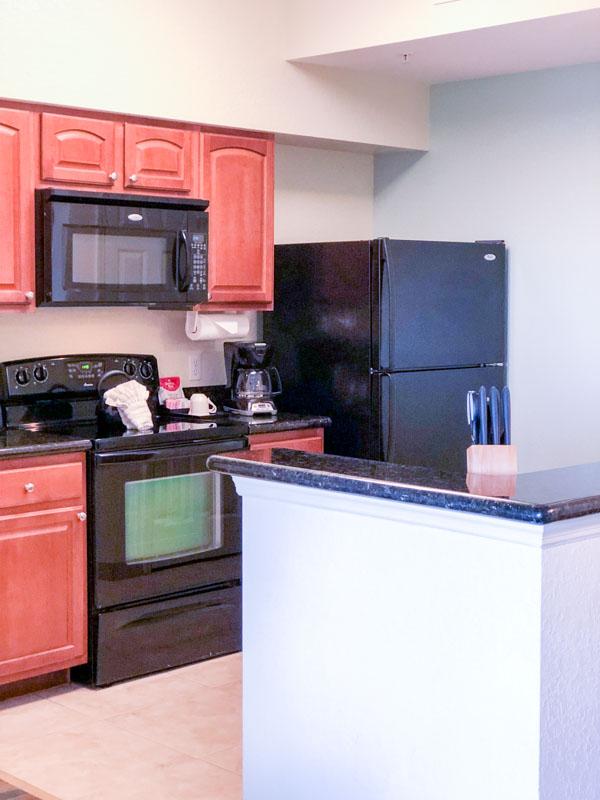 Lake Buena Vista Resort Kitchen