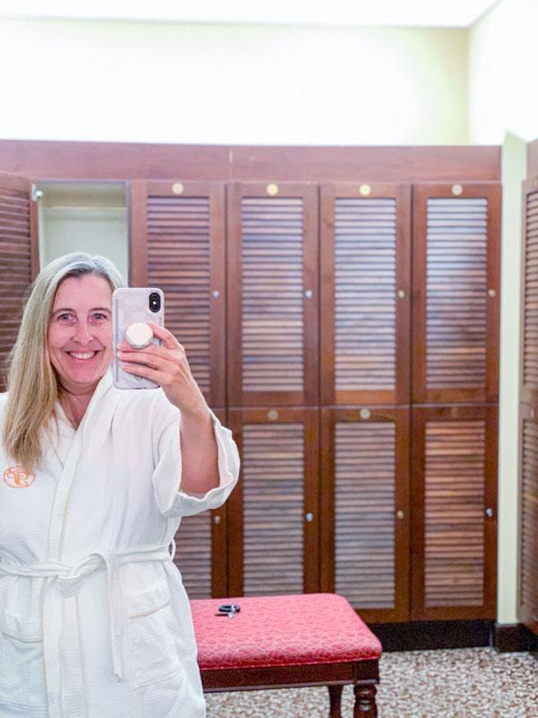 Reflections Spa and Salon at Lake Buena Vista Resort Melissa