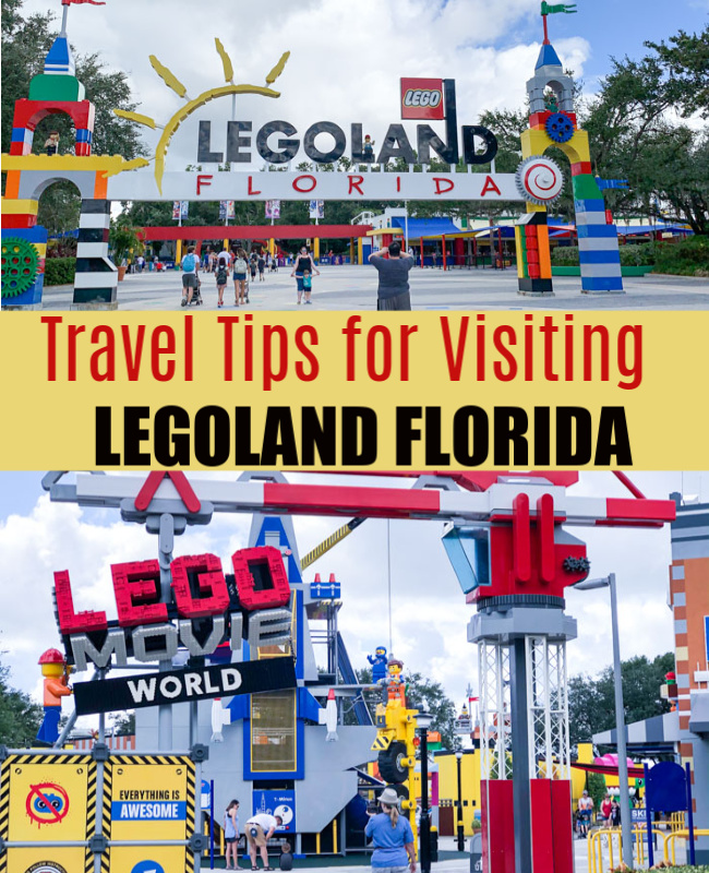 Traveling Tips for Visiting LEGOLAND Florida