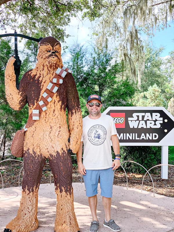 Legoland Star Wars Mini Land