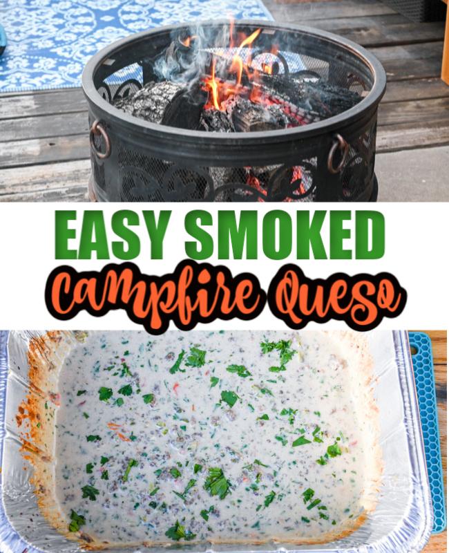campfire queso