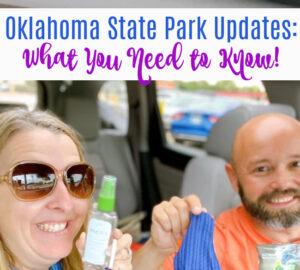 oklahoma Stte Parks Covid Info