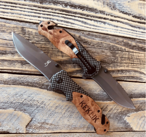 knife - camping supplies