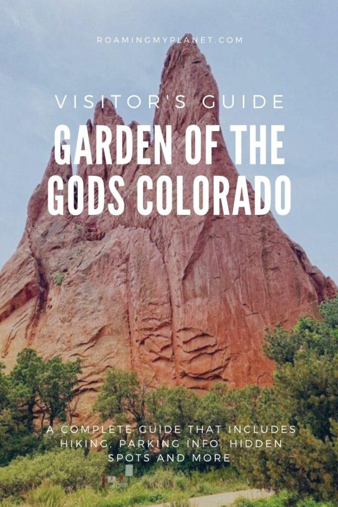 Garden of the Gods Colorado