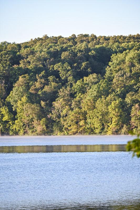 greenleaf state park lake