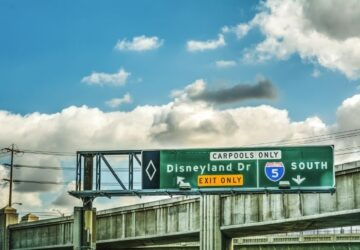 Disneyland Drive