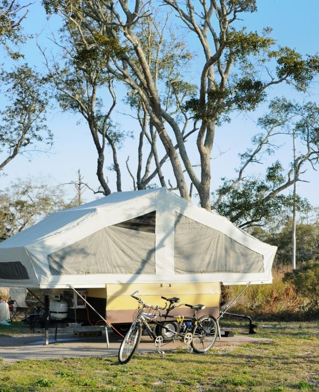 How to find the right pop up camper