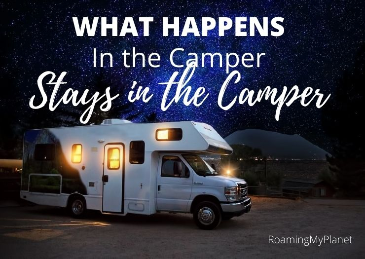 What happens in the camper quote