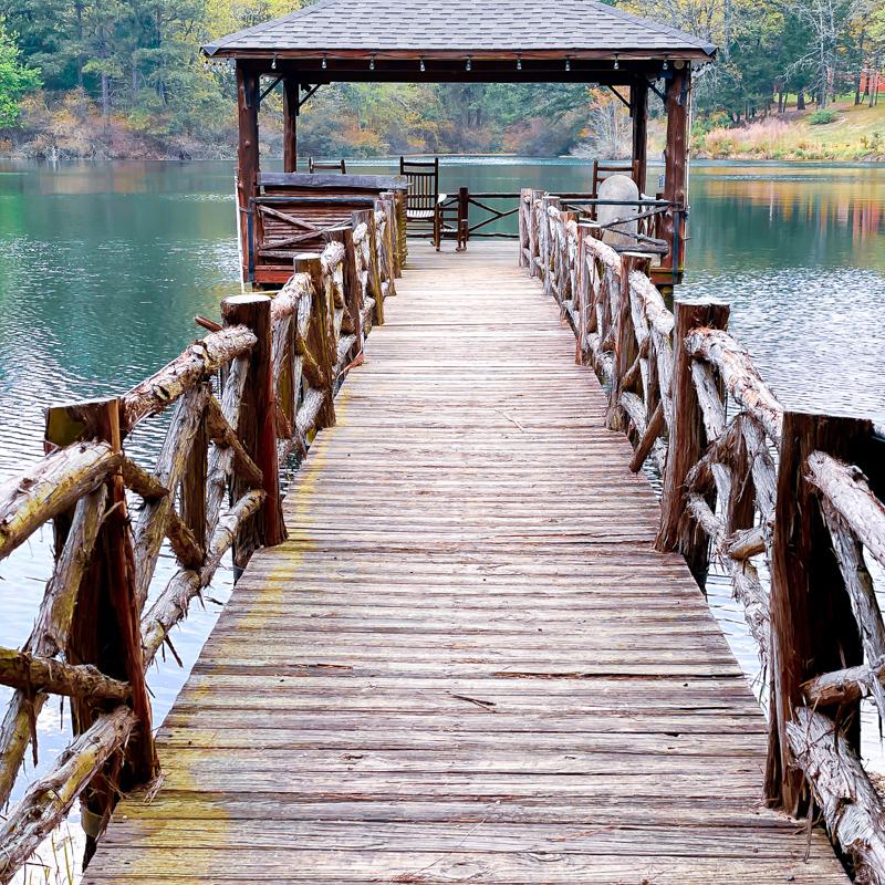 Deer Lake Fishing Pier