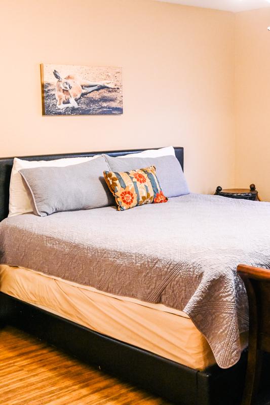 Deer Lake master bedroom