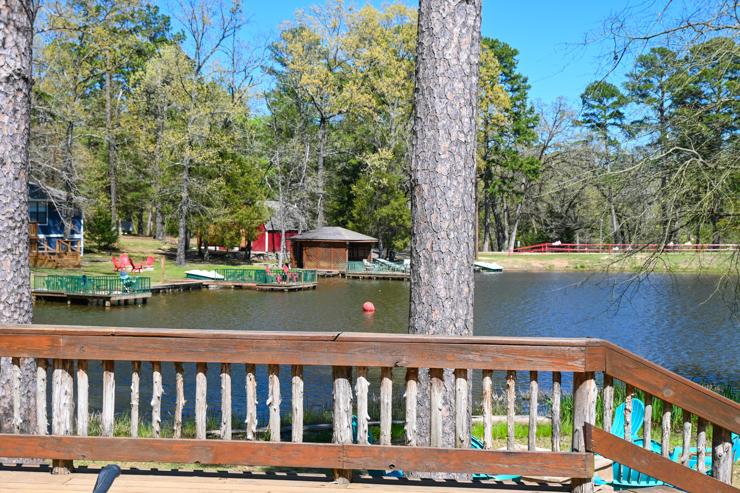 Deer Lake Deck