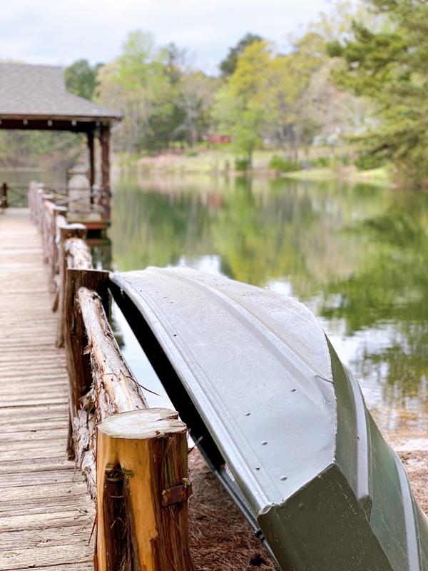 Deer Lake Boat