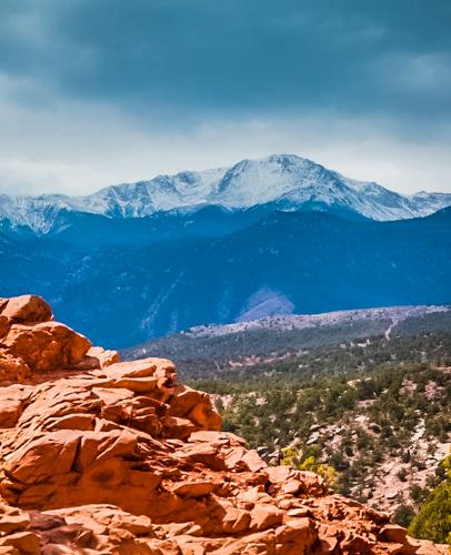 Pikes Peak Mountain