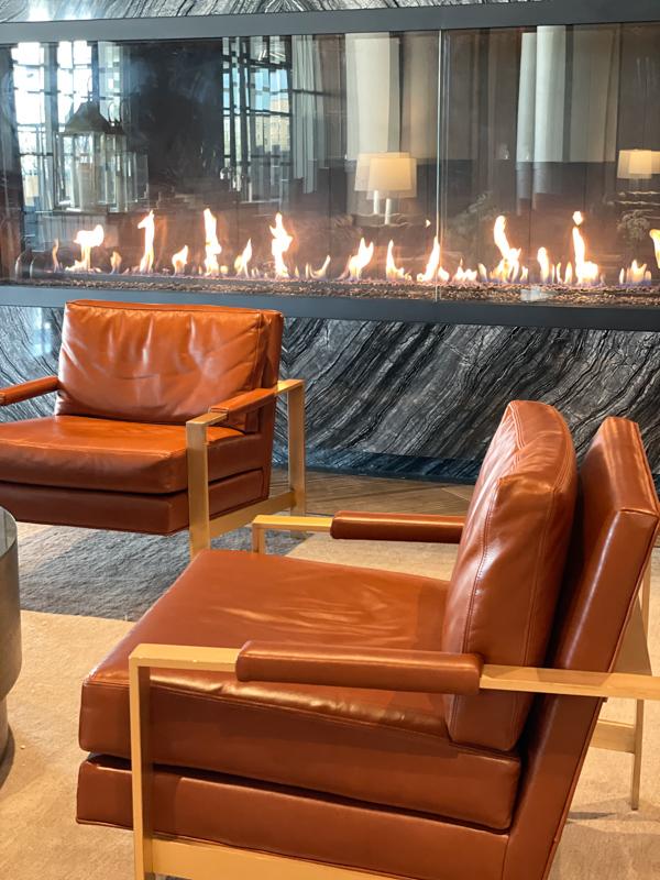 Omni OKC hotel Lobby