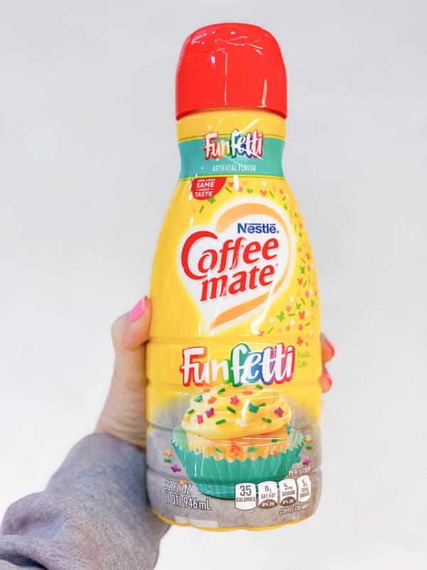 coffee creamer bottle