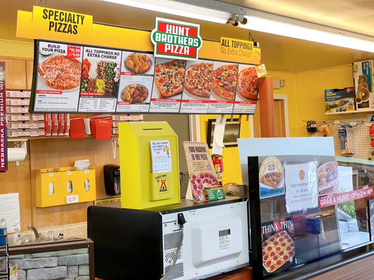 Grand Island KOA Pizza