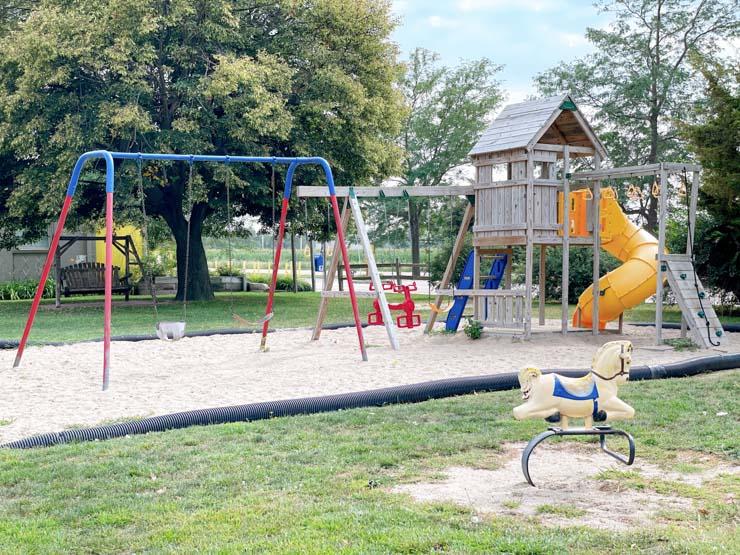 Grand Island KOA Playground