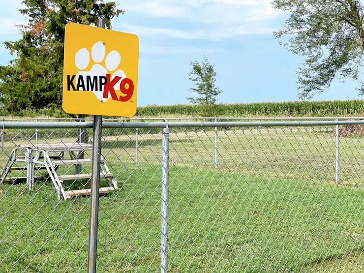 Grand Island Camp K9