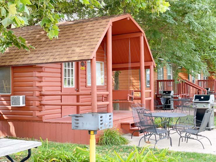 Camping in Nebraska: Grand Island KOA Campgrounds